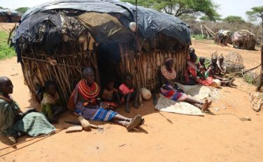 Droogte Kenia